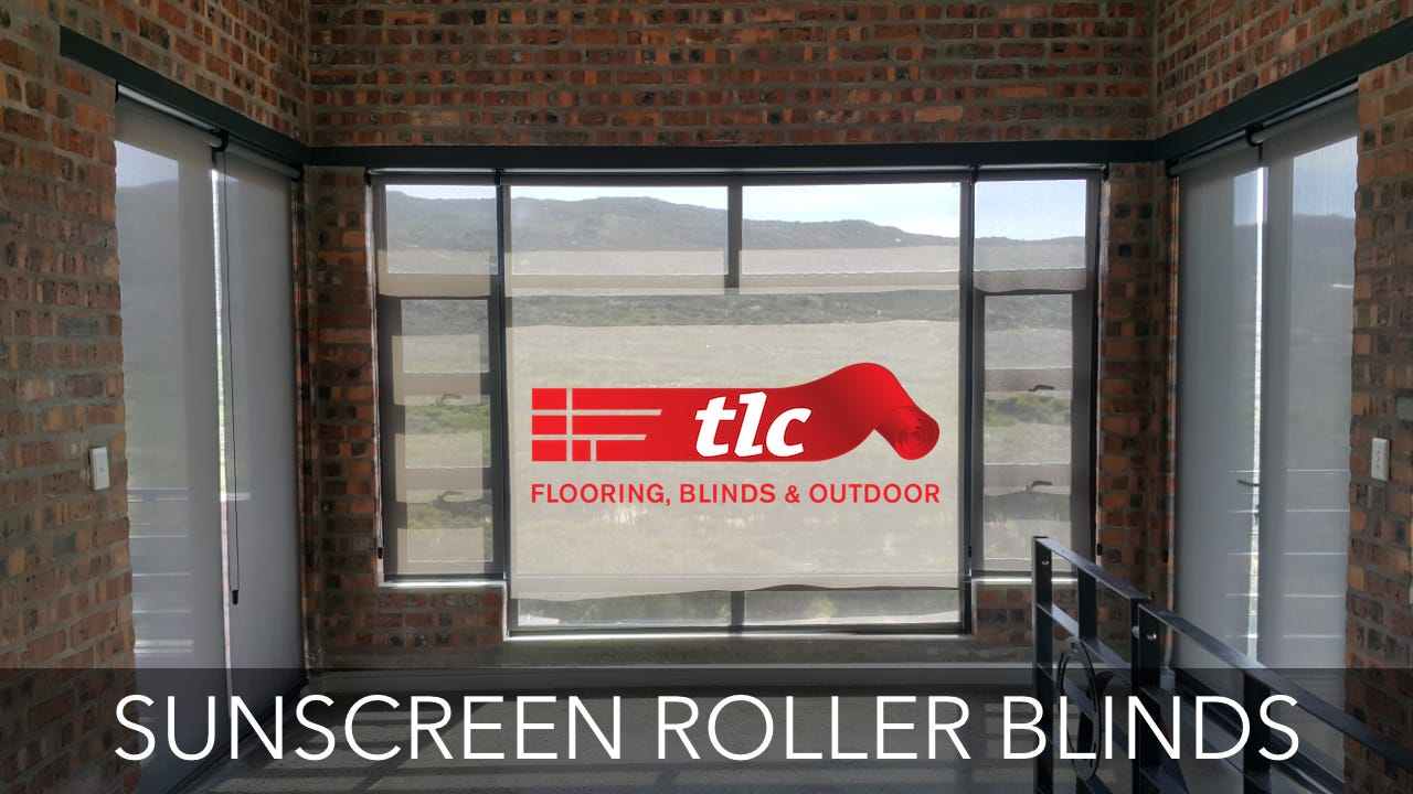 sunscreen roller blinds cape town - tlc blinds