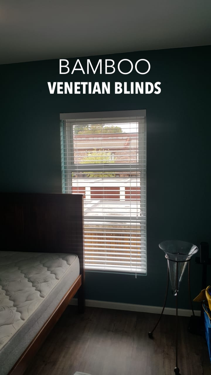 50mm Bamboo Venetian Blinds Cape Town 2a