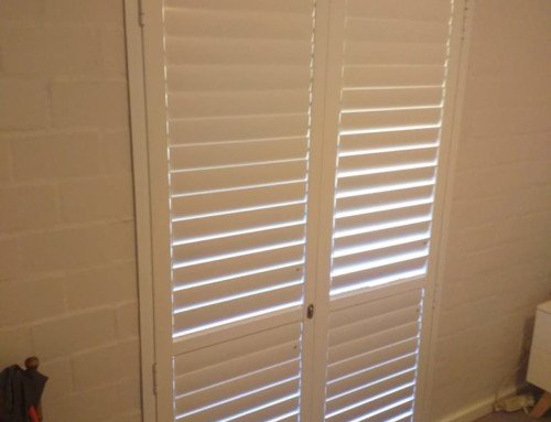 Ambi-Max Security Shutters Recently Installed