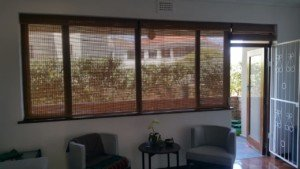Bamboo Roller Blinds Cape Town