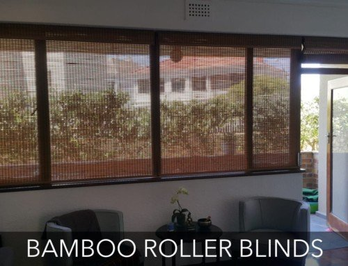 Bamboo Roller Blinds – The More Natural Looking Blind