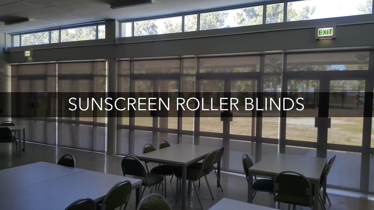 sunscreen roller blinds - soft grey - tlc blinds cape town 4a