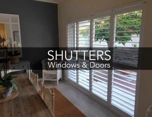 Shutters Recently Installed – Quite Simply Exquisite